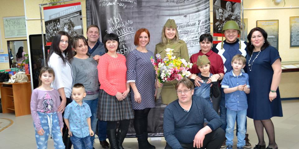 Культурно-познавательное мероприятие «День Защитника Отечества»