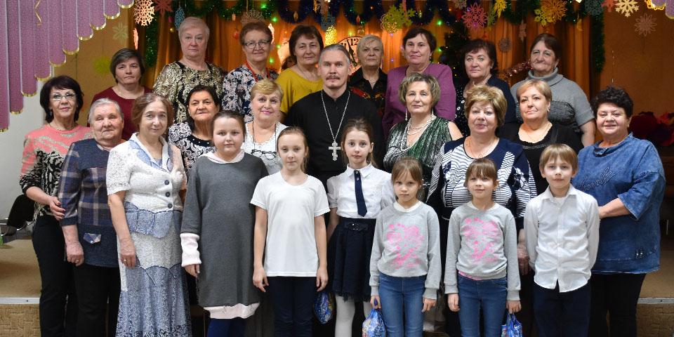 Культурно-познавательное интегрированное мероприятие «Рождественское чудо»