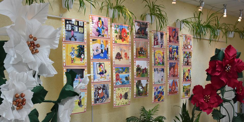 Передвижная выставка из фондов МБУК «Музейный ресурсный центр» г. Ноябрьск «Кукольные истории»