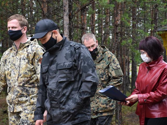 Андрей Нестерук продолжает поездки по поселениям