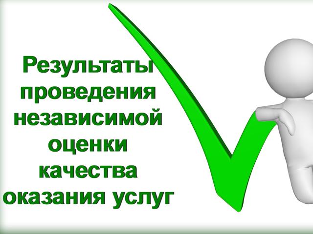 ИТОГИ независимой оценки качества условий оказания услуг муниципальными организациями в Ямало-Ненецком автономном округе в сфере культуры за 2020 год