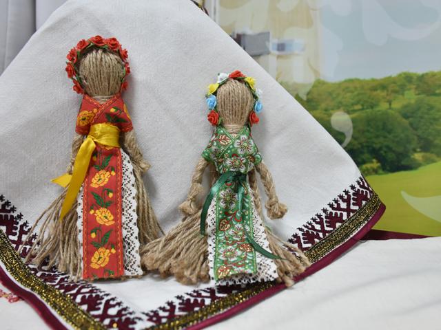 Мастер-класс по изготовлению куклы – Берегини