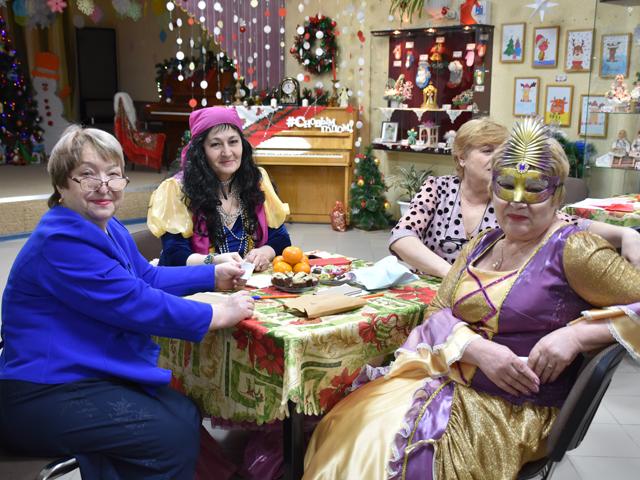 """Интегрированное мероприятие """"Рождества волшебные мгновенья..."""""""